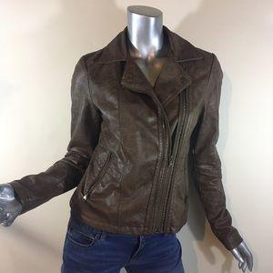 Buckle BKE Outerwear Size Medium Moto Jacket